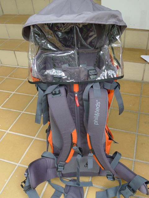 4daadb7b463 Moving Sale - South Beach to Sydney  Phil   Teds Baby Backpack ...