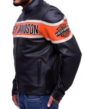 Jual Jaket Kulit Harley Davidson Original 2018 Bandung