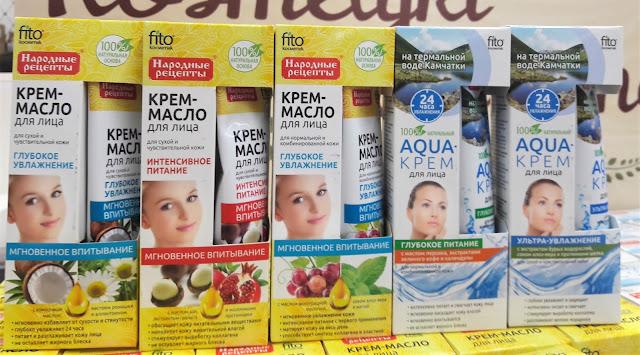 Fitokosmetik Aqua krem do twarzy głębokie odżywienie do cery normalnej i mieszanej