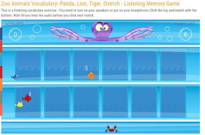Resultado de imagen de http://eslgamesworld.com/members/games/vocabulary/memoryaudio/colours/index.html
