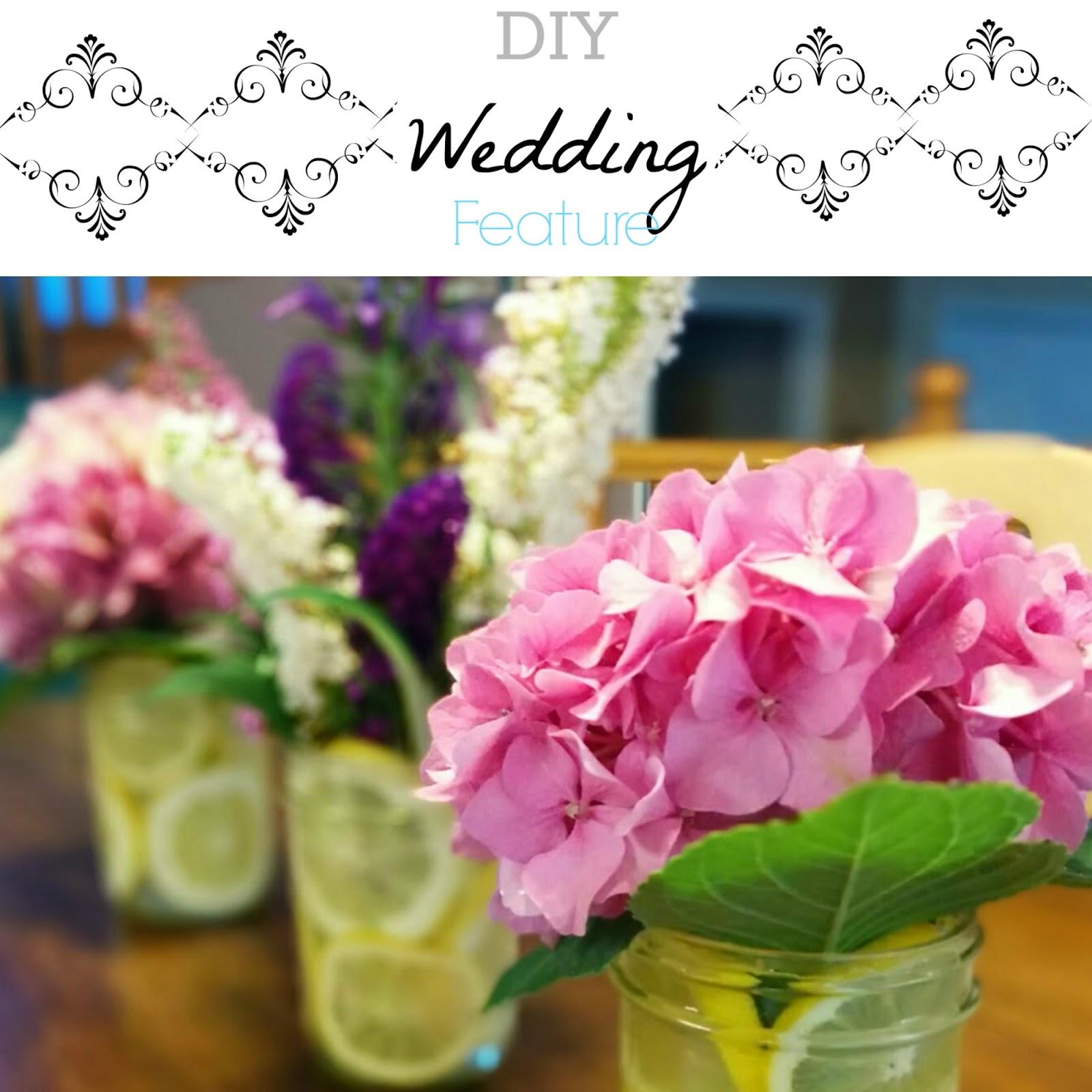 DIY Wedding Feature - Summer Centerpiece - City of Creative Dreams