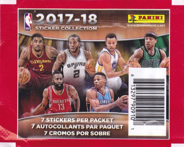 2017 18 panini nba stickers