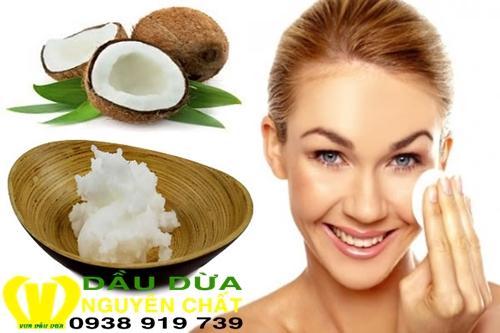 3 cách dưỡng da đẹp nuột nà nhờ dầu dừa