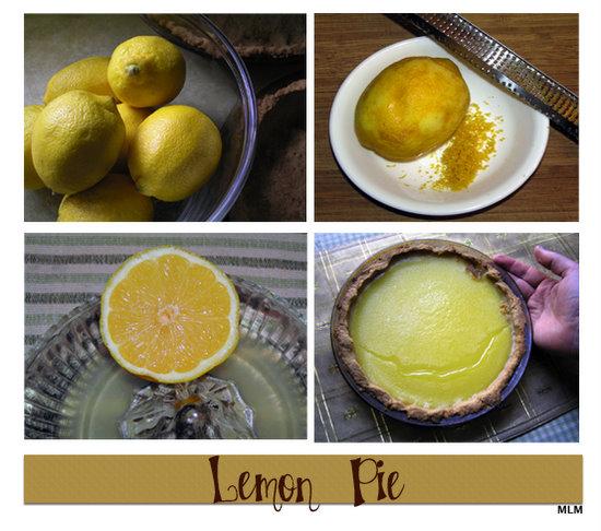 Sweet Leaf Notebook: Lemon Pie Storyboard : Beyond Layers Days 5-6