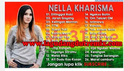 Nella Kharisma Album Dangdut 2 Jam Nonstop 2017