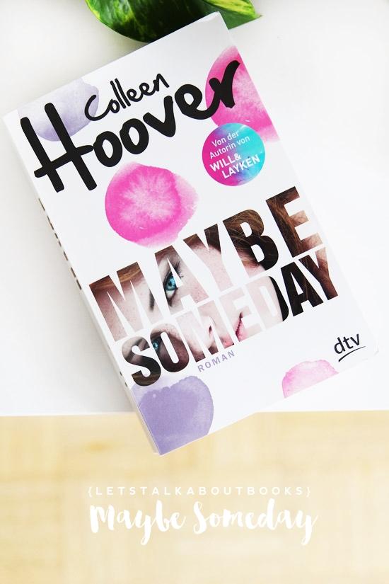 Ich Wusste Bis Auf Den Gastpost Nicht Viel über Hoovers Bücher Und Hatte Wenig Vorstellung Davon Was Mich Zukommen Würde Irgendwas Mit Liebe Wohl