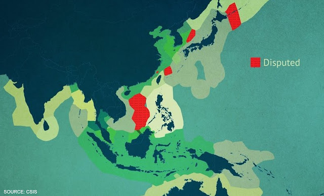 ANALYSIS | Asia's Territorial Disputes in Comparative Perspective