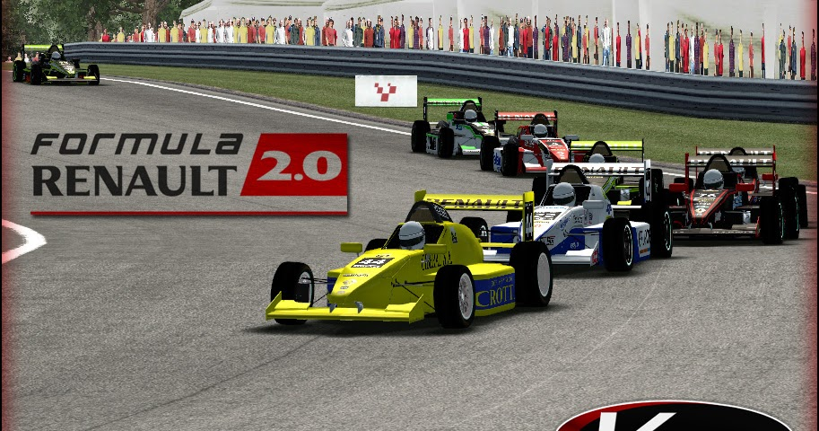 vsim formula renault 2 0 temporada 2011 rfactor. Black Bedroom Furniture Sets. Home Design Ideas