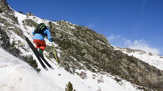 tavascan esquí de montaña