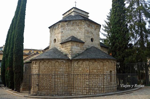 Capilla de Sant Nicolau (San Nicolás) de Girona