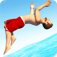 Game Flip Diving Hack tien mien phi