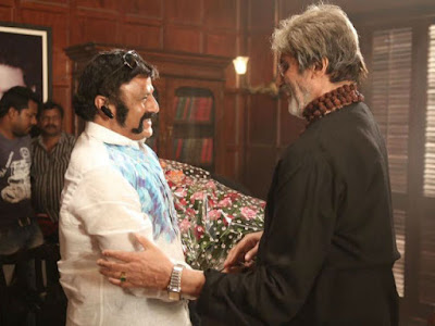 Nandamuri Balakrishna Meet Big B