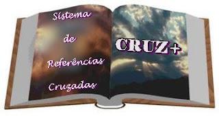 """Imagem da PALAVRA de DEUS Aberta, iniciando o """"CRUZ+"""""""