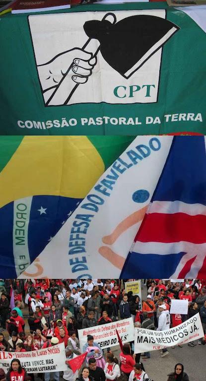 """Órgãos católicos como o CAFOD financiam  muitos agentes da revolução esquerdista no Brasil.  Fotos do site do CAFOD. CPI: """"um plano, um agir contrário ao Estado de Direito, em âmbito nacional e internacional"""""""