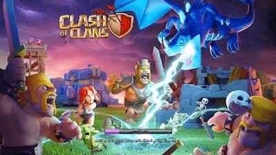 تنزيل لعبة كلاش اوف كلانس Clash Of clans أخر إصدار للأندرويد مجانآ