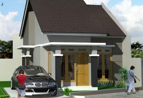 contoh rumah minimalis luas tanah 60 meter