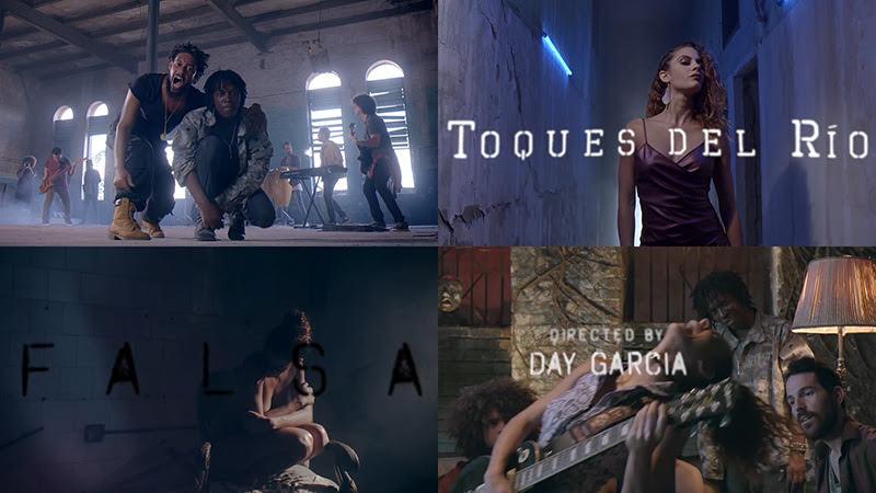 Toques del Río - ¨Falsa¨ - Videoclip - Dirección: Day García. Portal del Vídeo Clip Cubano