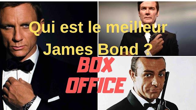 Avant la sortie de Bond 25, on fait le point sur le box office des James Bond.