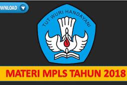 Download Kumpulan Materi MPLS SMP/MTs Tahun 2018