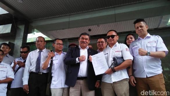 Farhat Abbas Dipolisikan karena Postingan 'Pilih Jokowi Masuk Surga'