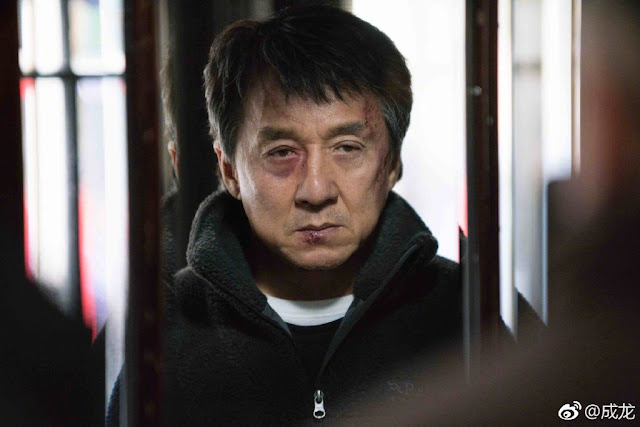 Jackie Chan Forbes 2017 Celebrity List