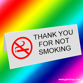 Thank you for not smoking Images