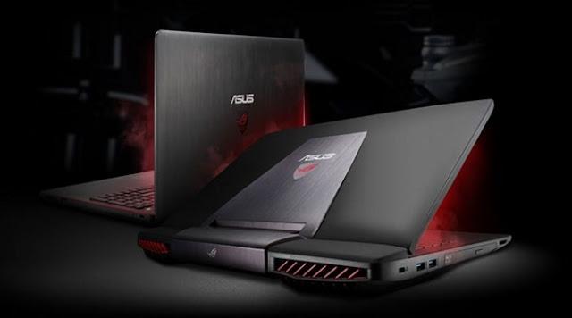 Harga Laptop Asus ROG Tahun 2017 | Laptop Asus Gaming Terbaru dan Terbaik di Tahun 2017