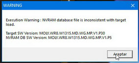 Reparar IMEI de Mediatek con MAUI META + Drivers + NVRAM