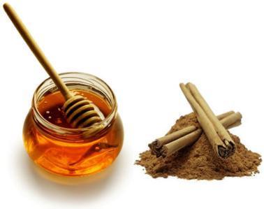 mascarilla de miel y canela para el rostro
