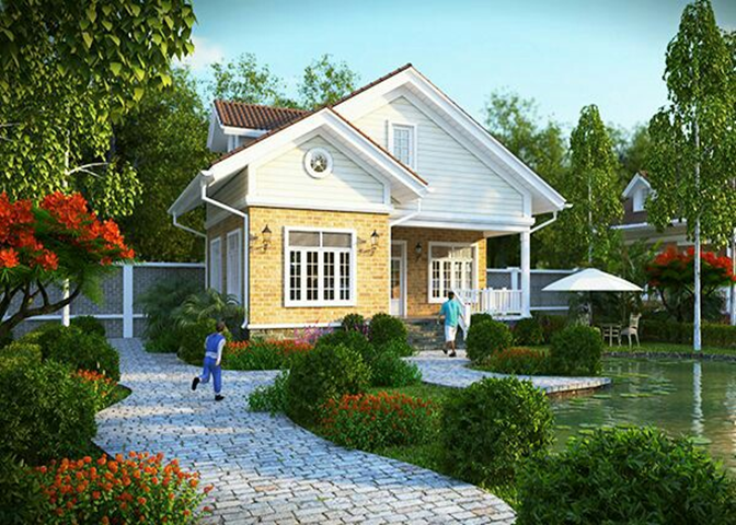 Small house designs bring enjoyable changes into the way of life. Small house designs are common for many causes. Practical interior design and house exterior, space saving ideas are joined with contemporary luxury and outstanding places. These are 50 practical small house designs that you might like.