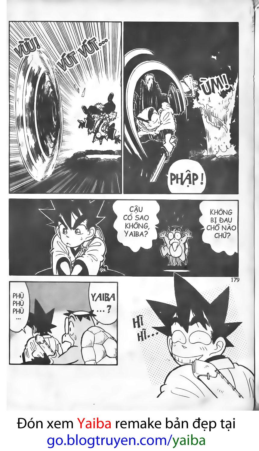 Yaiba chap 99 trang 18