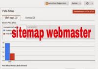 Cara Ping Sitemap Blog Di Google Webmaster Tools