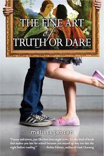 The Fine art of Truth Dare – Melissa Jensen