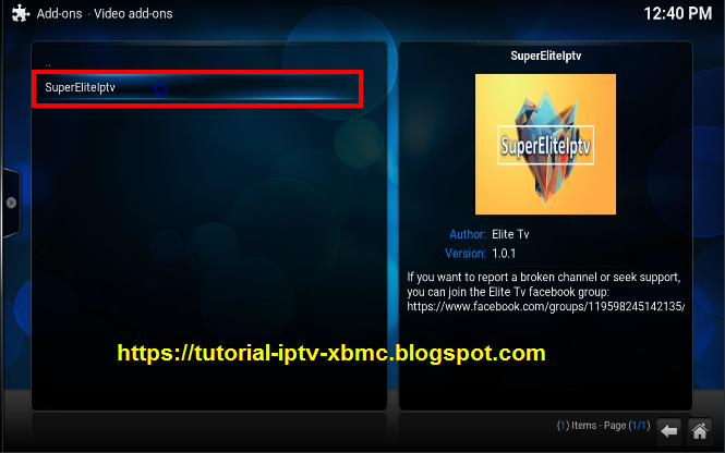 Super Elite Iptv Kodi Addon - Iptv On Kodi 2017 - New Kodi