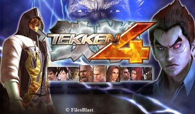 Tekken 4 Free Download PC Action Game