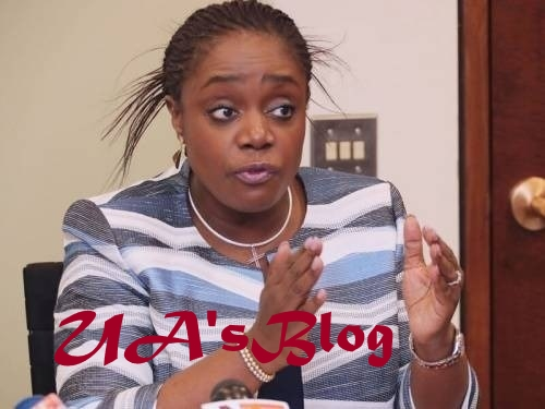 BREAKING: Kemi Adeosun has not resigned – Sources