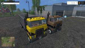 International Transtar II trucks pack