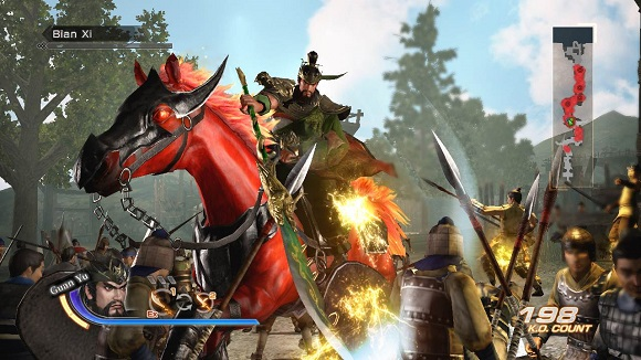 dynasty warriors 7 free download for pc full version