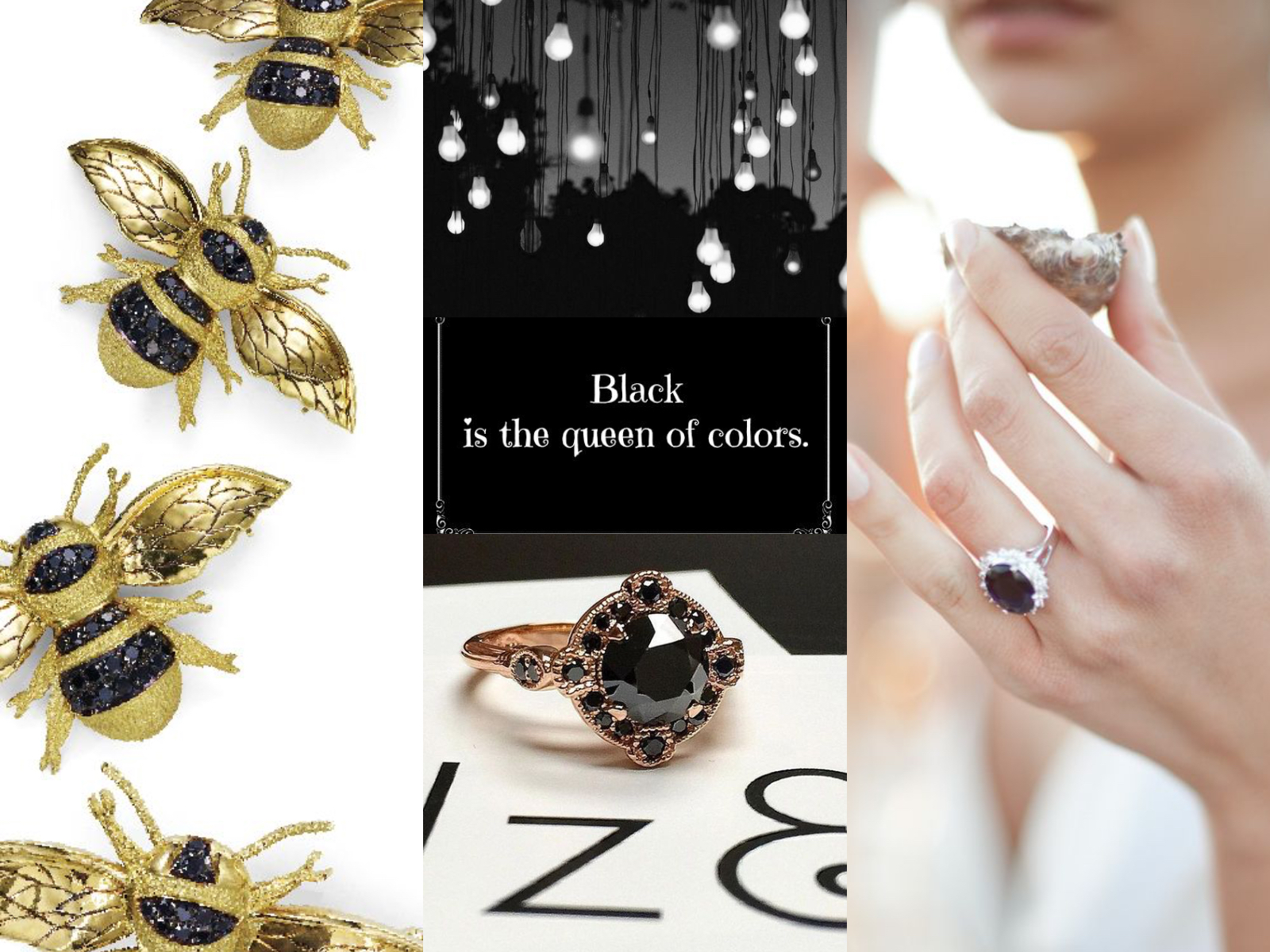 753d341ee Research into the colour and formation of black diamonds is still  relatively new. In general there are two main types of black diamonds; each  demanding ...