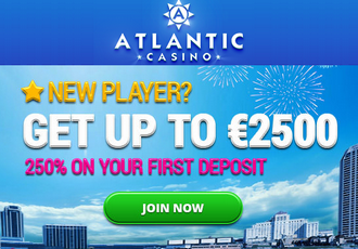 Atlantic Casino Club Screen