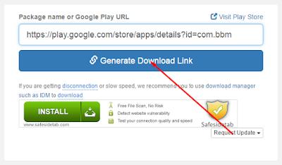 Cara Cepat Download APK di Google Play dari Komputer PC 2