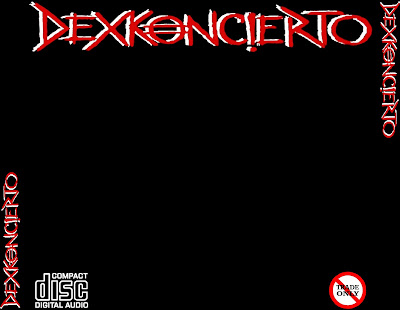 DEXKONCIERTO - rehearsal/demo tapes & live in Medellin 1989-1992 (colombia)