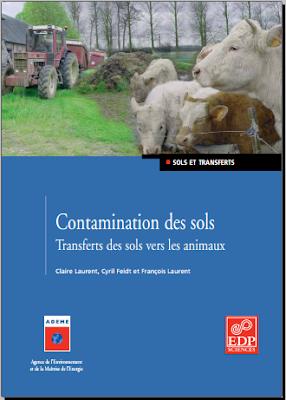 Télécharger Livre Gratuit Contamination des sols, Transferts des sols vers les animaux pdf