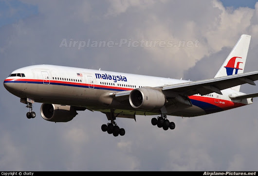 UPDATE ON MISSING MALAYSIA AIRLINES MH370 - New Account Of Cockpit's Last Word