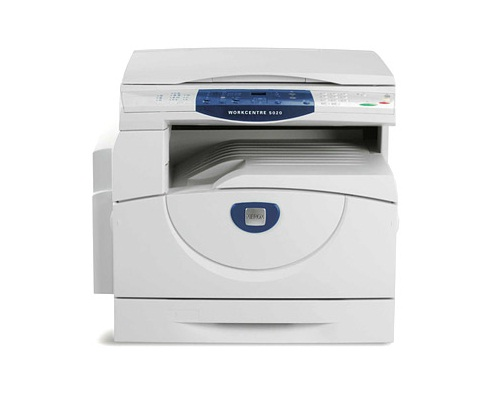 Xerox 5016 manual