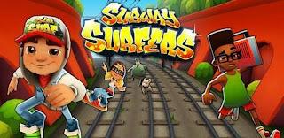 تحميل لعبة subway surfers للكمبيوتر وللاندرويد والايفون برابط واحد مجانا
