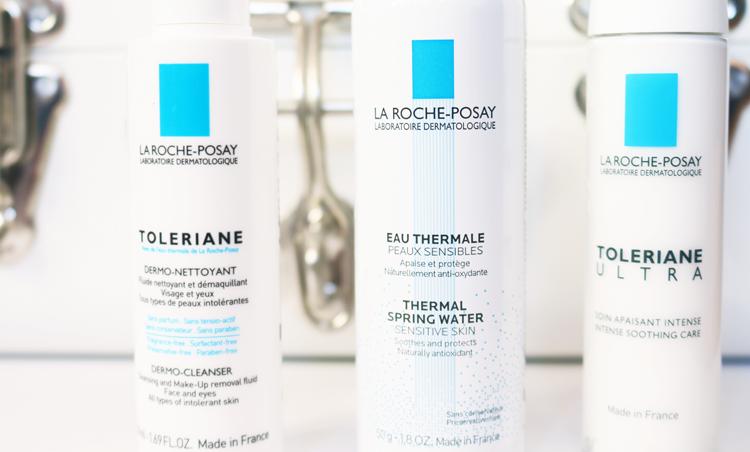 Skincare Review: La Roche-Posay Toleriane 3-Step System