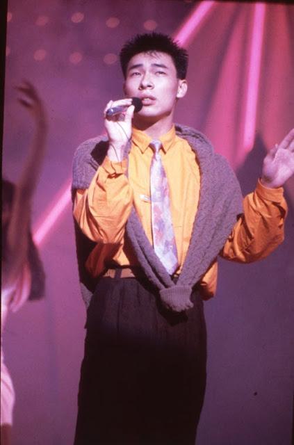come back to love: 1986年第五屆新秀