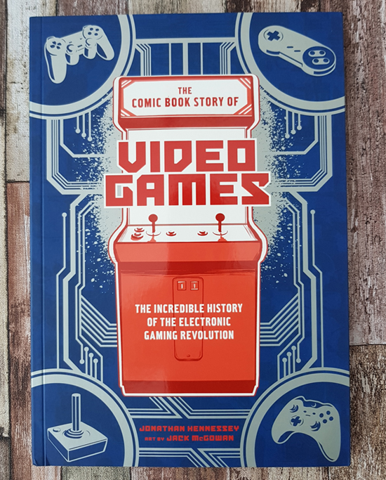 The perfect for any gamer interested in the history of gaming