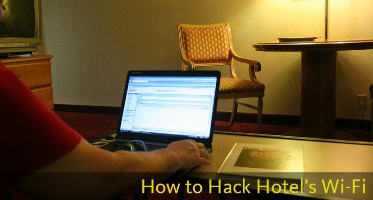 Vulnerability in Hotel WiFi Network Exposes You to Hackers